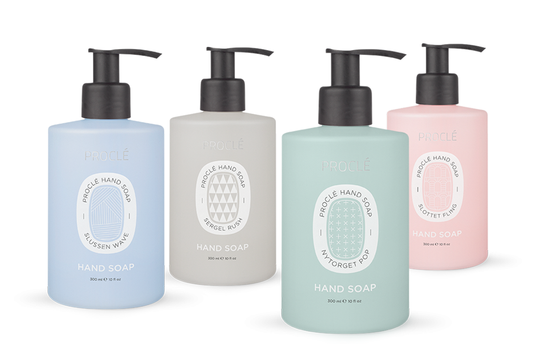Coming Now: Procle Stockholm Hand Soap